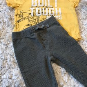 Carter's Matching Sets - Carter's Baby Boy Outfit, 6M